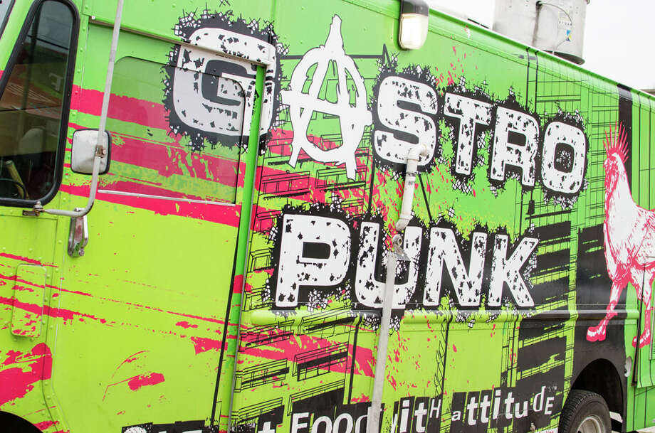 Gastro Punk Food Truck Photo: Jamaal Ellis, For The Chronicle / ©2013 Houston Chronicle