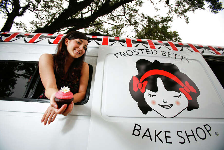 Nicole Mora, owner of Frosted Betty Bake Shop. Photo: Nick De La Torre, Houston Chronicle / Houston Chronicle