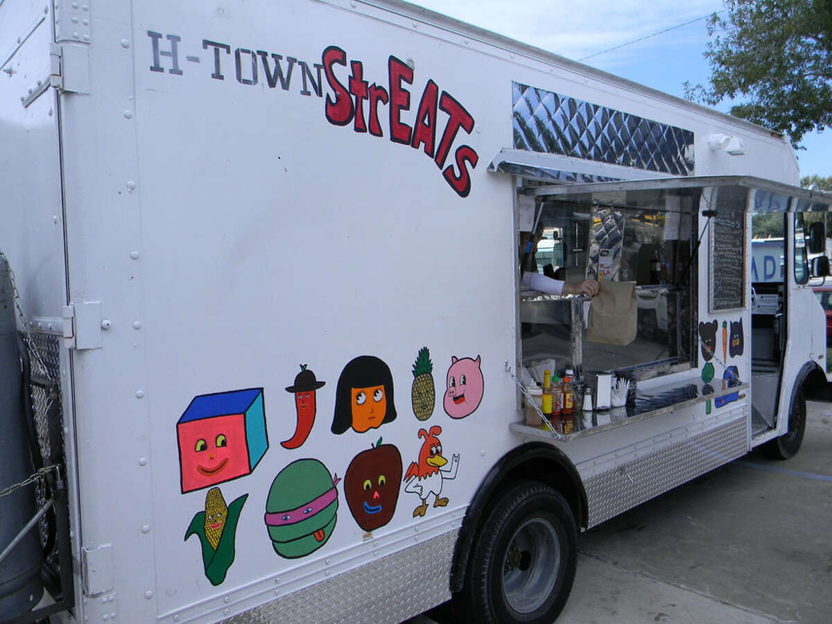 The H-Town StrEATS food truck