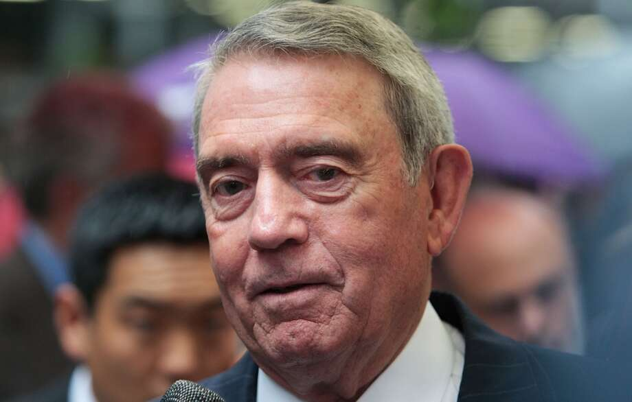 Sam Houston State University: 7.6 | Famous Alumni: Dan Rather, journalist (pictured); Billy Gunn, professional wrestler; Josh McCown, NFL player Photo: Chris Hondros, Getty Images