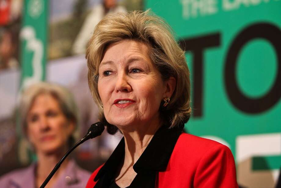 University of Texas Law School: 20.2 | Famous Alumni: Kay Bailey Hutschison, politician (pictured); Bill White, politician; James Baker, politician; Robert Schwarz Strauss, diplomat Photo: Paul Morigi, Getty Images For Girl Scouts Of