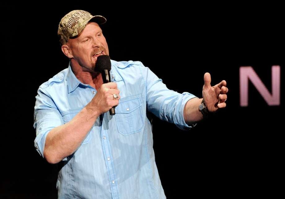University of North Texas: 31.7 | Famous Alumni: Stone Cold Steve Austin, professional wrestler (pictured); Meat Loaf, musician and actor; Pat Boone, singer; Anne Rice, author; Lecrae, musician Photo: Ethan Miller, Getty Images