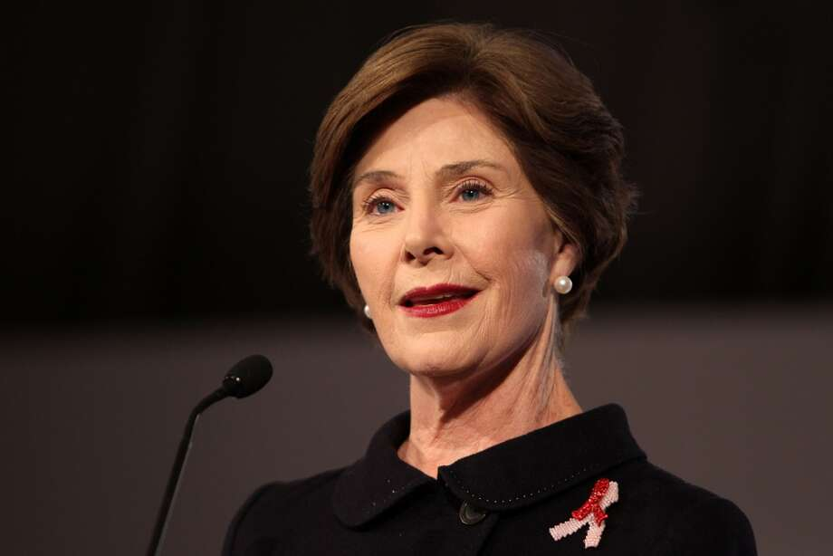 Southern Methodist University: 47.5 | Famous Alumni: Laura Bush, former first lady (pictured), Hacksaw Jim Duggan, professional wrestler; Eric Dickerson, NFL player Photo: Paul Morigi, WireImage