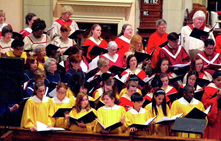 A Community Choral Festival, to benefit the nonprofit Norma F. Pfriem Urban Outreach Initiatives in Bridgeport, takes place Sunday, March 30, featuring scores of singers from seven area towns. Photo: Contributed Photo / Connecticut Post Contributed