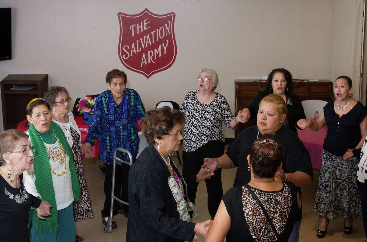 Salvation Army facilities offer a variety of programs for seniors.