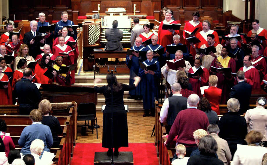 A Community Choral Festival to benefit the nonprofit Norma F. Pfriem Urban Outreach Initiatives in Bridgeport takes place Sunday, March 30, featuring about 200 singers. Find out more.  Photo: Contributed Photo / Connecticut Post Contributed