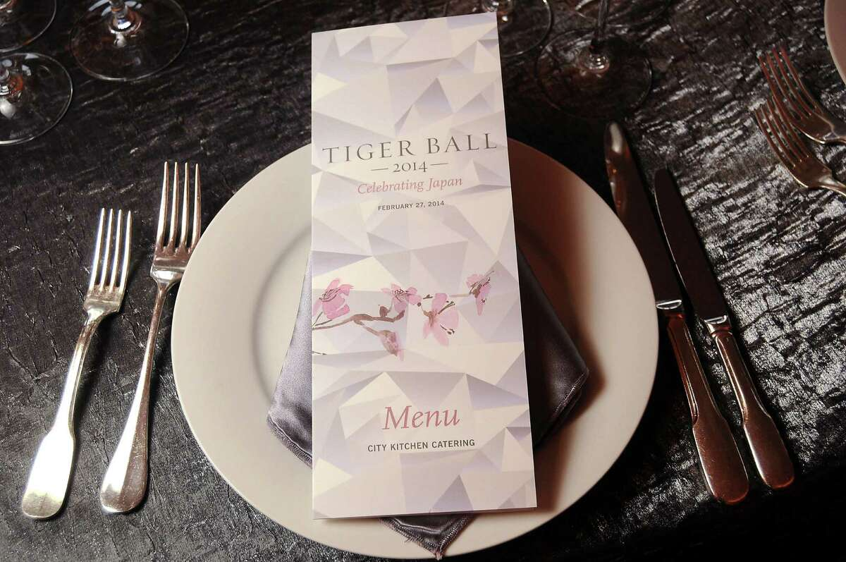 The Tiger Ball benefits the Asia Society.