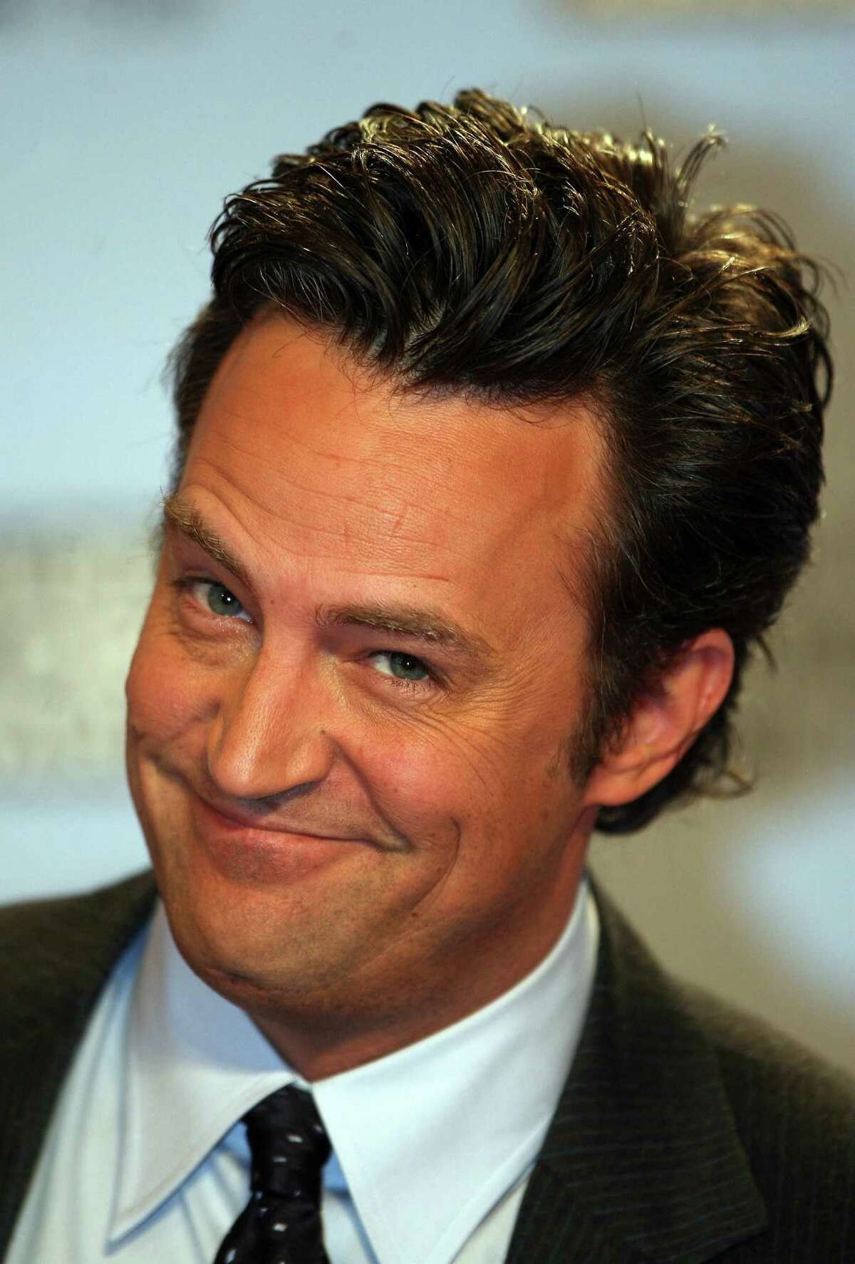 Matthew Perry is the keynote speaker for the Waggoners Foundation Speaker Series Spring luncheon.
