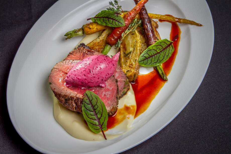 The Beef Tenderloin at Gusto in San Carlos, Calif., is seen on Friday, March 7th, 2014. Photo: John Storey, Special To The Chronicle