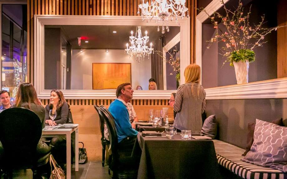The dining room. Photo: John Storey, Special To The Chronicle