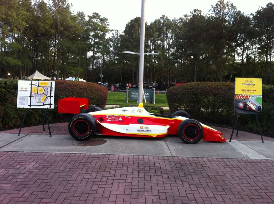 Russell & Smith Honda celebrates its partnership with the Shell and Pennzoil Grand Prix of Houston by hosting the 2014 Honda Show Car Tour, an event featuring the official show car of the race event March 26 through April 2.