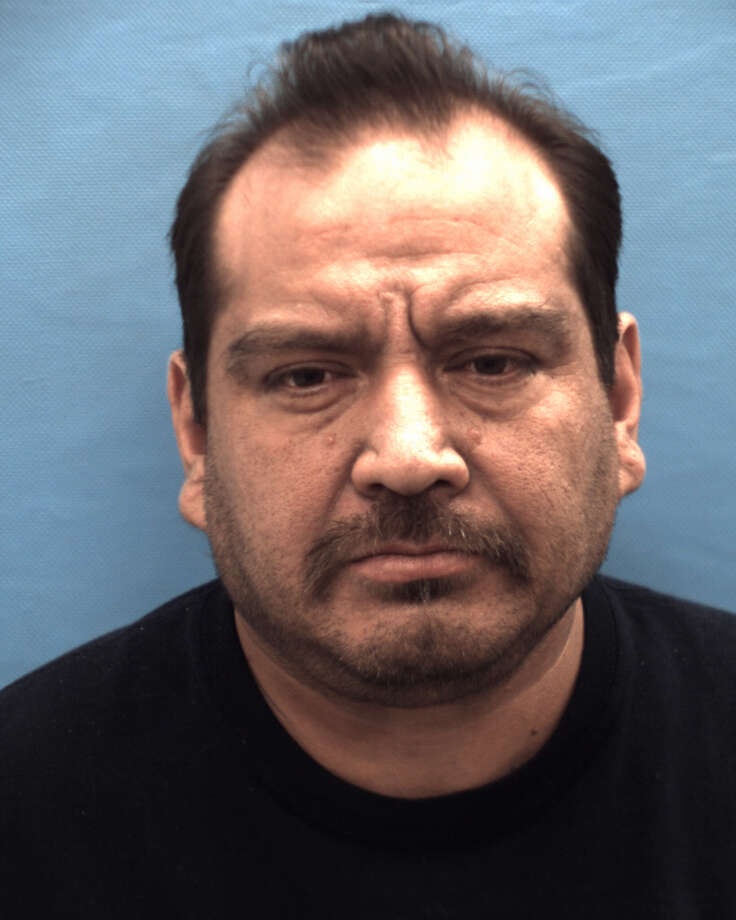 Paul Anthony Juarez (pictured), 46, of Fort Worth, was arrested Tuesday, March 18, 2014, in Dallas and charged with murder for the Aug. 13, 1989, slaying of Leonard Grimm, who was 45. Photo: Courtesy Photo/Guadalupe County Jail