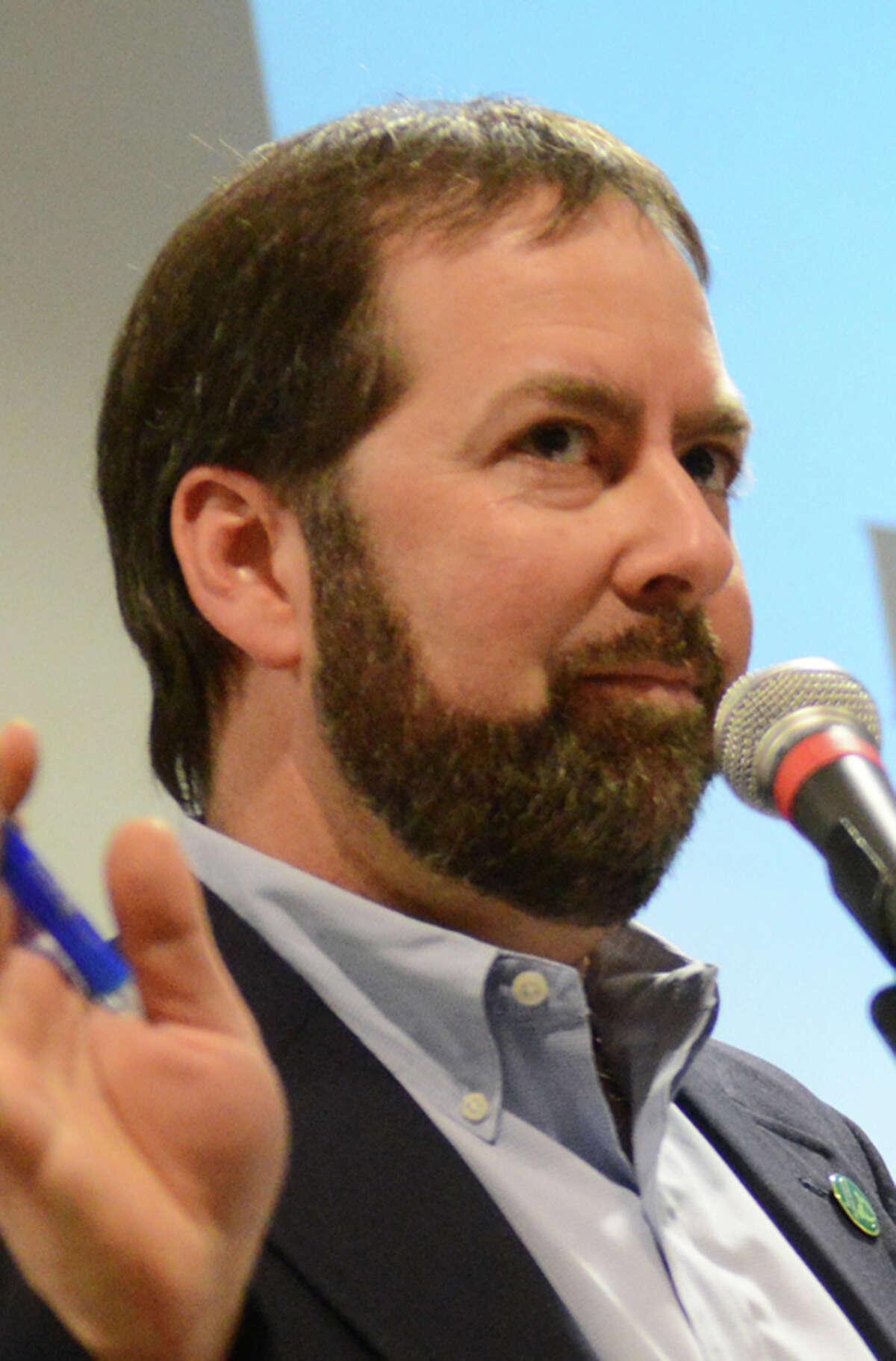 Newtown Action Alliance Founder Dave Ackert