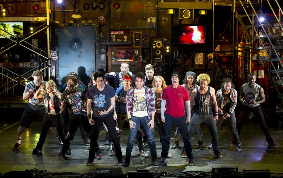American Idiot tells the story of a disaffected youth during the Presidency of George W. Bush and the Iraq War. Photo: Jeremy Daniel
