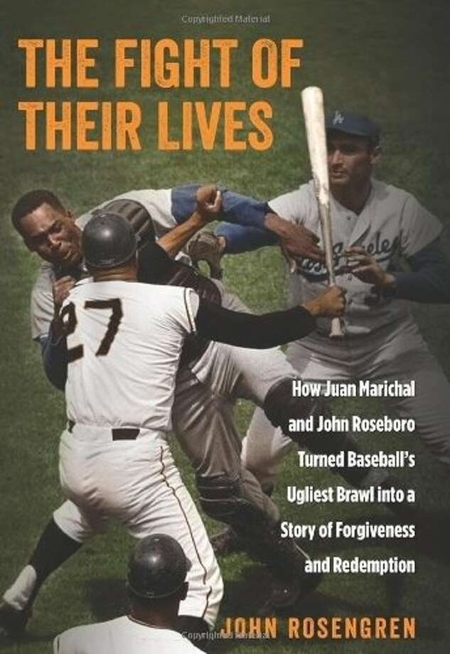 The Fight of Their Lives: How Juan Marichal and John Roseboro Turned Baseball's Ugliest Brawl Into a Story of Forgiveness and Redemption, by John Rosengren Photo: Lyons Press