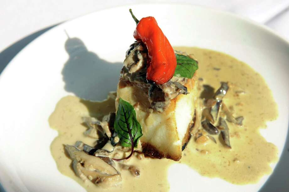 Angelo's 677 Prime677 BroadwayAlbany518-427-7463Visit Web siteChilean Sea Bass that's pan seared with shiitake soy butter on Thursday, March 13, 2014, at 677 Prime in Albany, N.Y. (Cindy Schultz / Times Union) Photo: Cindy Schultz / 00026109A