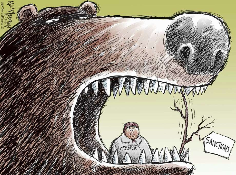 Nick Anderson of the Houston Chronicle