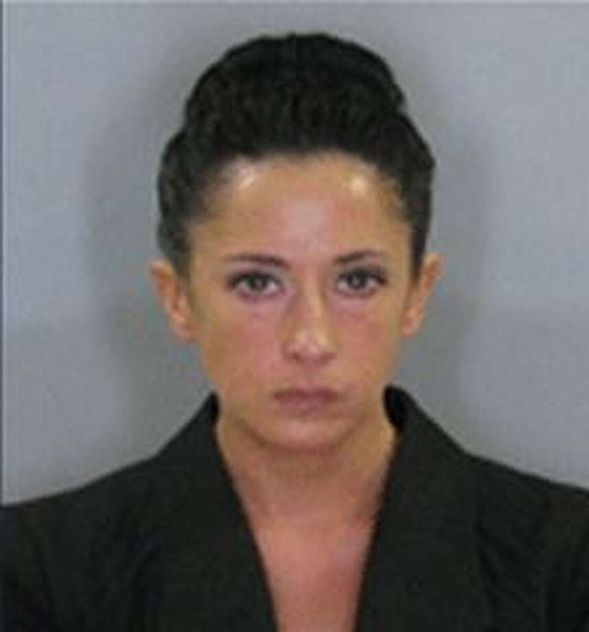 Hillary Downey pleaded guilty to stealing from her workplaces. (Albany County DA's office) Photo: Devendorf, Justin