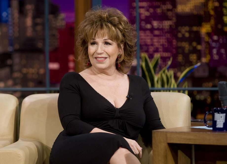 "The comedian and co-host of ""The View"" Joy Behar performs at MGM Grand Theater, 350 Trolley Line Blvd., Mashantucket on Friday, March 21 at 9 p.m. $55-$35. 800-200-2882, www.comixatfoxwoods.com., foxwoods.com. Photo: NBC, NBC Via Getty Images"