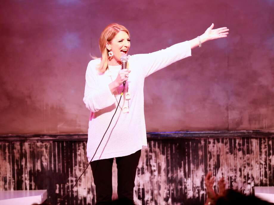 Get nasty with the Queen of Mean Lisa Lampanelli at her performance at Warner Theatre, 68 Main St., Torrington, on Saturday, March 22 at 8 p.m. $34. 860-489-7180, warnertheatre.org. Photo: Charles Eshelman, Getty Images