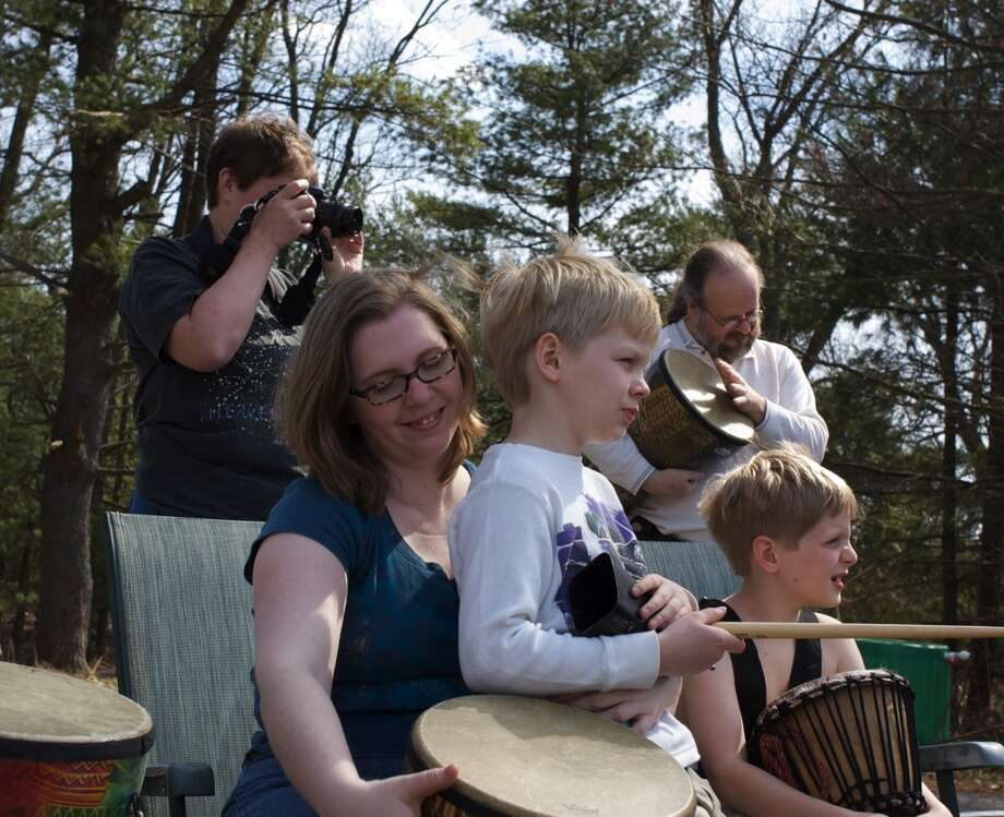 Get into the rhythm of the new season with Spring Equinox Drumming at Asonia Nature Center, 10 Deerfield Road., on Saturday, March 22 at 6 p.m. Free. 203-736-1053, ansonianaturecenter.org.