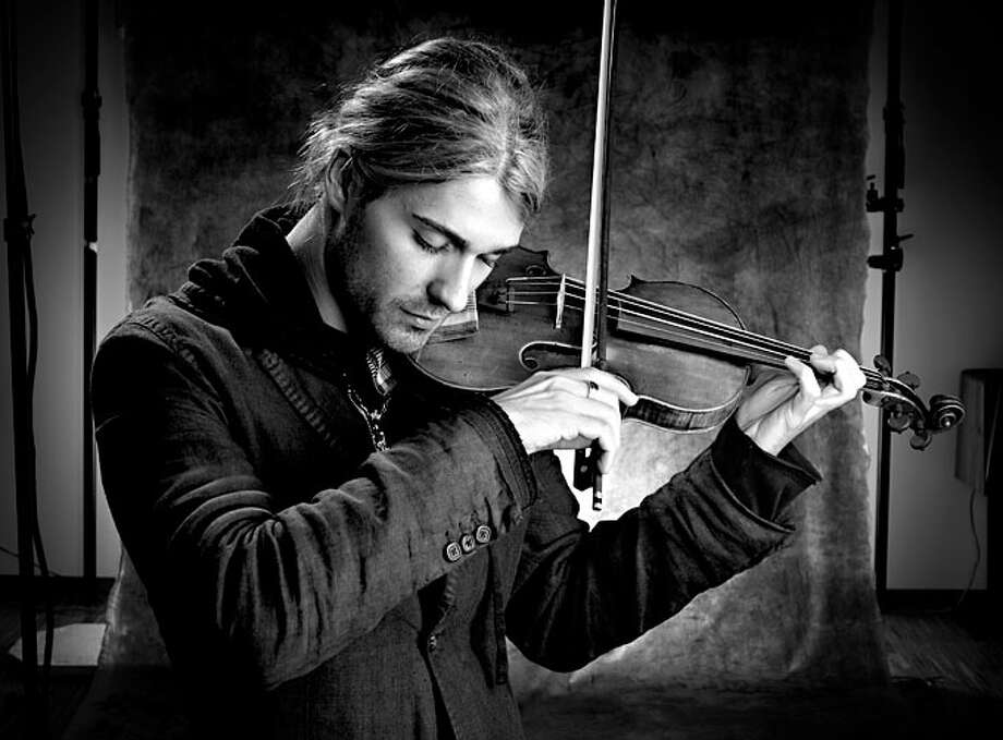 The German classical and pop crossover violinist David Garrett performs at The Dome at Toyota Oakdale Theatre, 95 S. Turnpike Road, Wallingford on Saturday, March 2 at 8 p.m. 203-265-1501, oakdale.com.