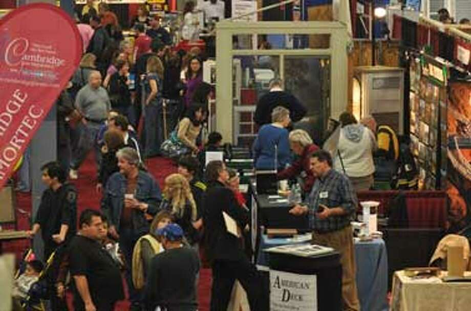 Peruse a diverse array of home products at the Home Show at Western Connecticut State University's Feldman Arena at the O'Neill Center on the university's Westside campus, 43 Lake Ave. ext., on Saturday, March 22, 11 a.m.-6 p.m. and Sunday, March 23 at 11 a.m.-5 p.m. $6 adults, $5 seniors, free for children under 12. 800-955-7469, jenksproductions.com/wnehome.html.