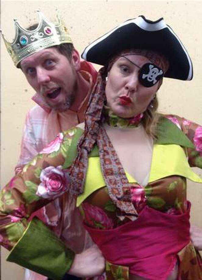 "It'll be no place for ye lily-liver'd, land-lubbin scallywags when ""Pirate Schmirate!"" sails into Milford Center for the Arts, 40 Railroad Ave., on Friday, March 21 at 7:30 p.m.; Saturday, March 22 at 2 and 5:30 p.m.; and Sunday, March 23 at 2 p.m. $17. Tickets available online at pantochino.com. 203-878-6647, milfordarts.org."