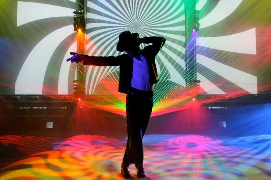 Laser Spectacular presents a tribute to the life and legacy of pop legend Michael Jackson at Ridgefield Playhouse, 80 E. Ridge, Ridgefield on Friday, March 21 at 8 p.m. $38.  203-438-5795, ridgefieldplayhouse.org.