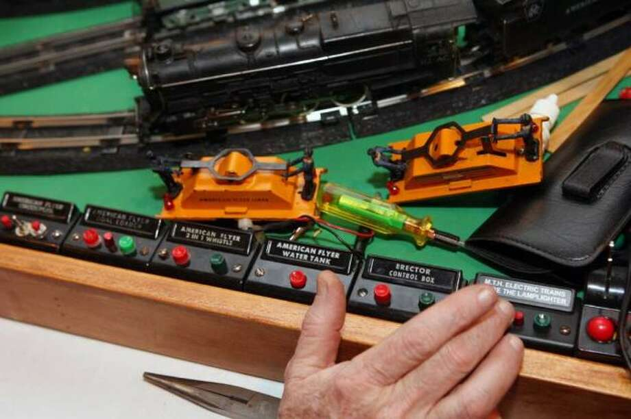 Train & Toy Show at Trumbull Marriot, 180 Hawley Lane, on Sunday, March 23, 9 a.m.-2 p.m. $5 kids, free for kids 12 and under when accompanied by an adult. 203-926-1327, classicshowsllc.com.