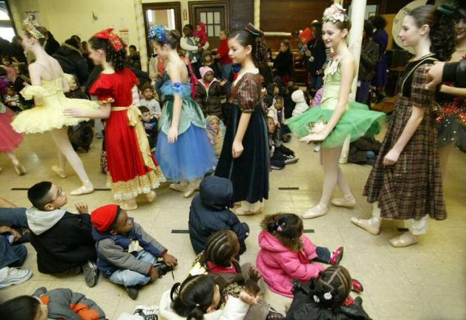 "Put on your tutu and come out to Ballet Series: ""Princess Party"" at Bijou Theatre, 275 Fairfield Ave., Bridgeport on Saturday, March 22 at 11 a.m.-1 p.m. and 2-4 p.m. 203-332-3228, thebijoutheatre.com."