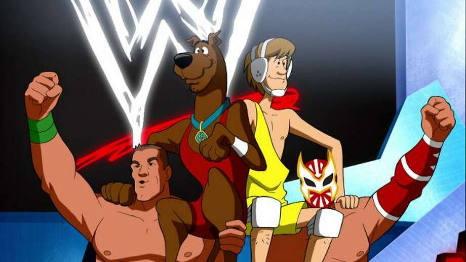 "The gang teams up with the Superstars of the WWE in the animated feature, ""Scooby-Doo! Wrestlemania Mystery,"" at the Avon Theatre, 272 Bedford St., Stamford, on Sunday, March 23 at 11 a.m. Free. 203-967-3660, avontheatre.org."