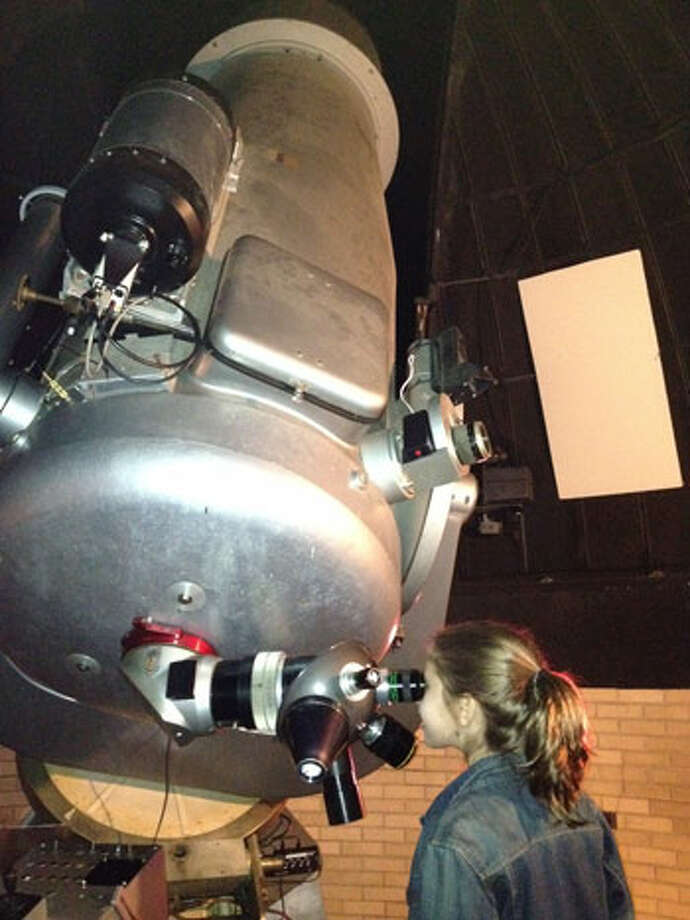 Explore the night sky through a 22-inch research telescope at Astronomy Nights at the Stamford Museum and Nature Center on-site observatory, 39 Scofieldtown Road, on Friday, March 21 at 7 p.m. $3, $2 for children 5-17 and free for members. 203-322-1646, stamfordmuseum.org.