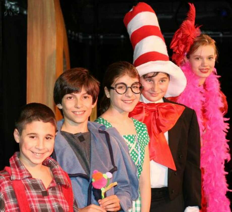 "The stories of Dr. Seuss come to life on stage in ""Seussical"" at Westport Country Playhouse, 25 Powers Court., on Sunday, March 23 at 1 and 4 p.m. $20. Recommended for grades K-5. For information and tickets call or visit website. 203-227-4177, westportplayhouse.org."