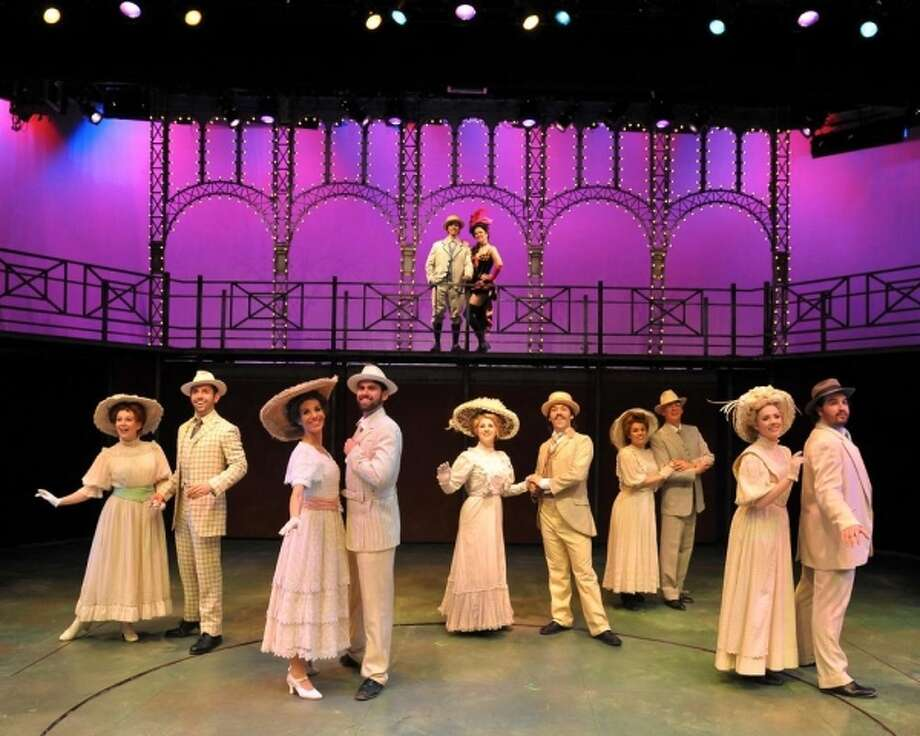 "Take it back to the 1940s with ""Ragtime,"" the musical, at Westchester Broadway Theatre, 1 Broadway Plaza, Elmsford, N.Y. Call or visit website for showtimes and tickets. 914-592-2222, broadwaytheatre.com."