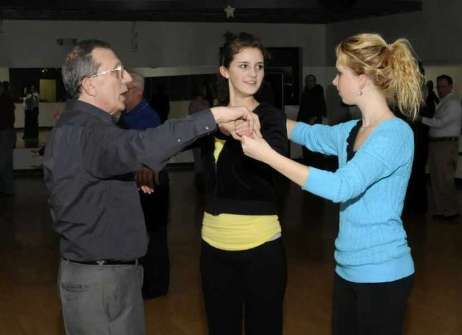 Show off your moves at the Open Dance at Vitti's Dance Studio, 10 Precision Road, Danbury, on Friday, March 21, 9-11 p.m. 203-748-2884, vittisdancestudio.com.