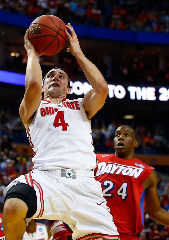 Aaron Craft had 16 points in the loss. Photo: Jared Wickerham, Getty Images