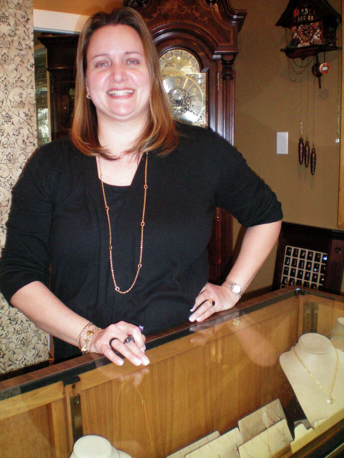 Laurie Bennett represents the fourth generation of Bennetts to run Bennett Jewelers in Old Greenwich. Photo: Contributed Photo / Greenwich Time Contributed