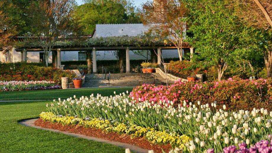To experience the Dallas Blooms exhibit, general admission is $15 for adults, $12 for seniors 65 and older and $10 for children age 3-12. It is free for arboretum members and children age 2 and younger. Access to the Rory Meyers Children's Adventure Garden is an extra $3 and parking is $10. Photo: Courtesy Photo, Dallas Arboretum And Botanical Garden