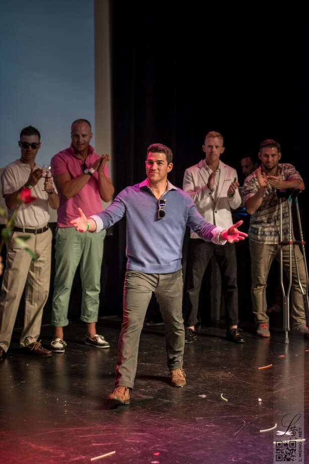 There were 12 contestants, but only one Mr. Marina crowned (not this guy). Photo:  Larry Wong Photography