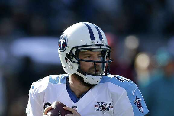 Ryan Fitzpatrick, who was 3-6 as a starter for Tennessee last year, signed a two-year deal with the Texans.