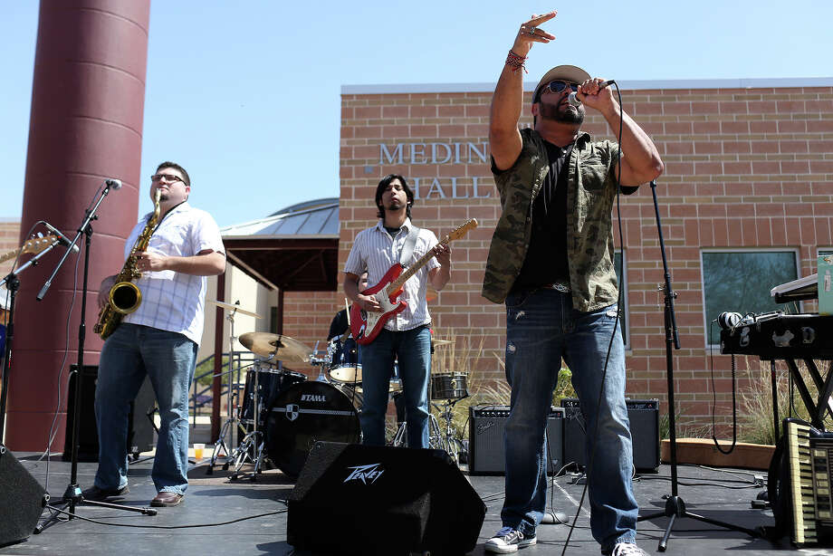 Dedication ceremonies tend to be dull affairs. Not so with the launch Thursday of the new Center for Mexican American Studies at Palo Alto College.Read Hector Saldaña's story on ExpressNews.com.