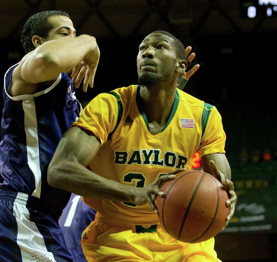 Baylor big man Cory Jefferson has gotten stronger as the season has progressed. Photo: Cooper Neill / Getty Images / 2014 Getty Images