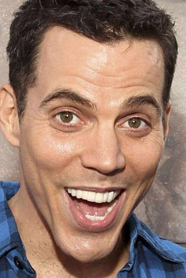 """""""Jackass"""" star Steve-O said, """"I did a good deed today by proving it's not safe to jump off this bridge."""" / 2011 Getty Images"""