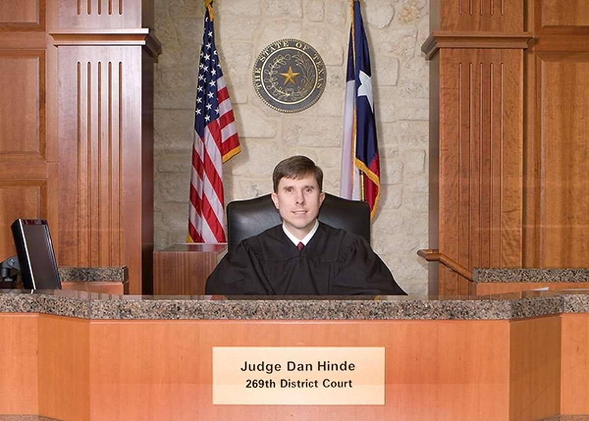 Judge Dan Hinde