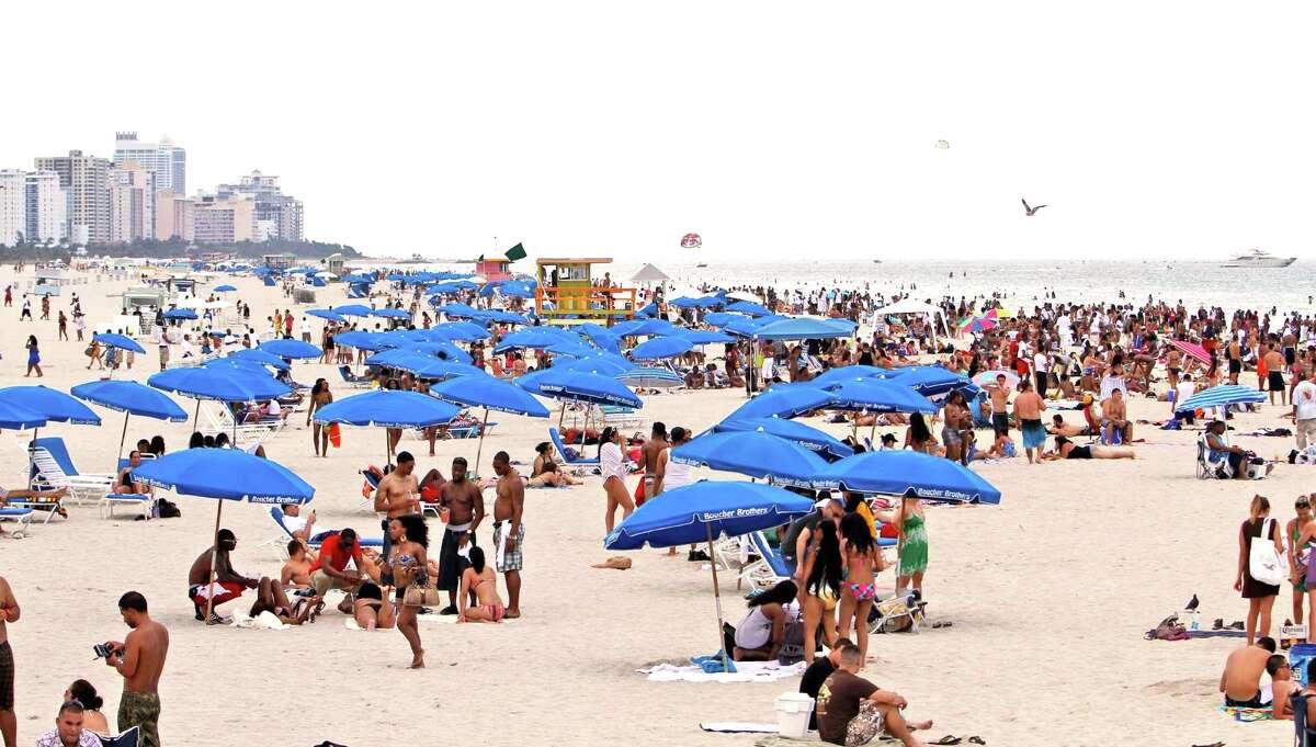 No. 13: Miami, Florida Arts & culture index:94 Recreation index:89 Diversity index:67.55 Local eats:83.4percent Population age 20-34:28.2 percent Source:Forbes