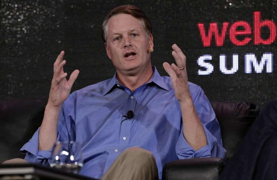 20. John DonahoeCompany: eBay Inc. Approval rating: 91% Photo: Paul Sakuma, Associated Press