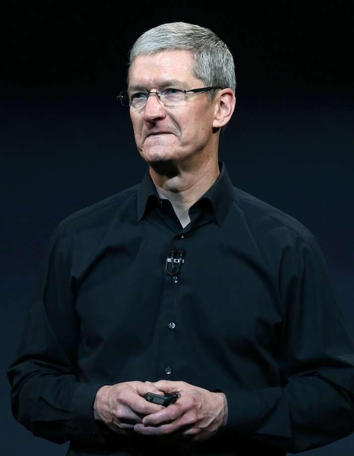 18. Tim Cook Company: Apple Approval rating: 92% Photo: Justin Sullivan, Getty Images