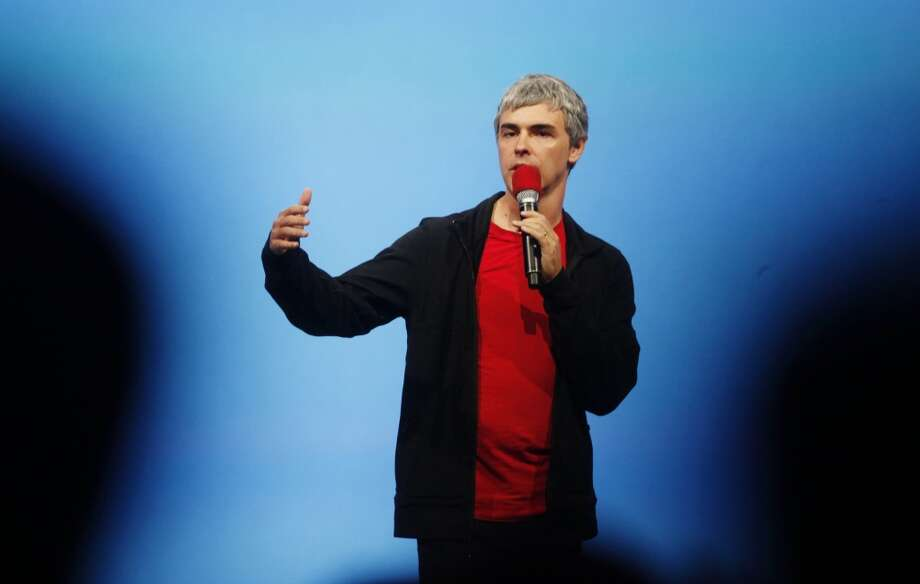 11. Larry Page Company: Google Approval rating: 93% Photo: Lea Suzuki, The Chronicle