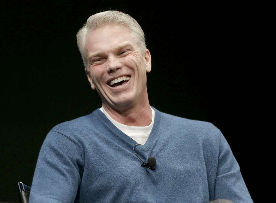 7. Brad Smith Company: Intuit Approval rating: 94% Photo: Tony Avelar, Bloomberg